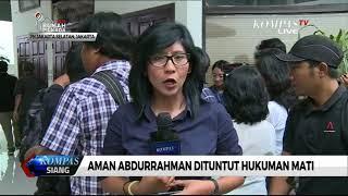 Video Aman Abdurrahman Dituntut Hukuman Mati MP3, 3GP, MP4, WEBM, AVI, FLV Agustus 2018