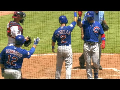 7/19/17: Montgomery, Russell lead Cubs to 8-2 win