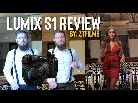 Panasonic Lumix S1 - Review (Amazing Camera)