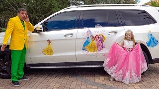 Video Настя как принцесса собирается на бал MP3, 3GP, MP4, WEBM, AVI, FLV Maret 2019