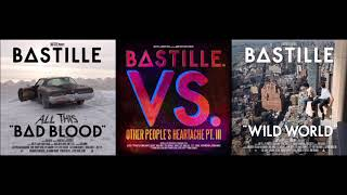Video Bastille - The Megamix (Mashup by InanimateMashups) MP3, 3GP, MP4, WEBM, AVI, FLV Oktober 2018