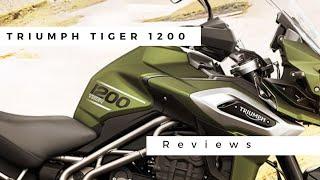 9. Triumph Tiger 1200 Price, Images, Colours, Mileage & Reviews-2018