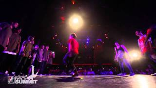 B-Boy Summit 2010: Battle Born vs Renegades