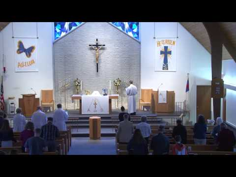 Bethlehem Lutheran Church - Sunday Worship Service: 5-04-2014