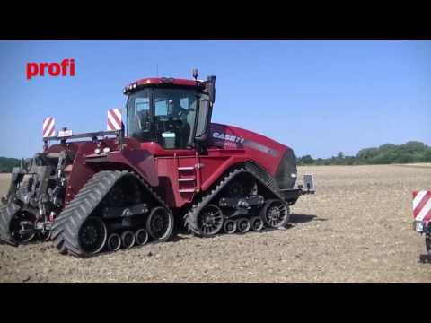 Case IH Quadtrac 620 vs. John Deere 9620 RX