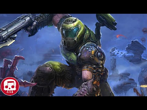 """Doom Eternal: The Ancient Gods Rap by Jt Music - """"Outdeviled"""""""