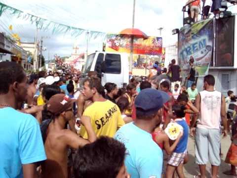 CARNAVAL EM SÃO JOSÉ DA LAJE  2009