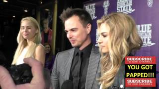 Nonton Kelly Kruger And Darin Brooks Arriving To The Blue Mountain State The Rise Of Thadland Premiere At F Film Subtitle Indonesia Streaming Movie Download