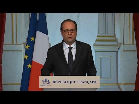 Nice: «Une attaque dont le caractère terroriste ne peut être nié», affirme Hollande