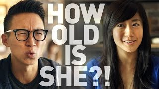 Video How Old Is She?! MP3, 3GP, MP4, WEBM, AVI, FLV Juli 2018