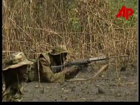 Abacha Years  1998: Nigeria's Troops Ambush Rebels In Sierra Leonian Civil War