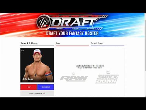 Our #WWEDraft 2016 Predictions & Nonsense!