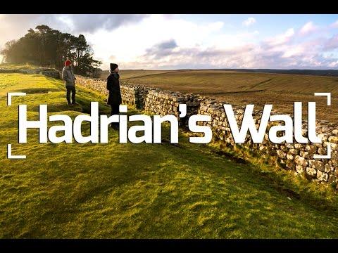 Severní Anglie – Hadriánův val a další