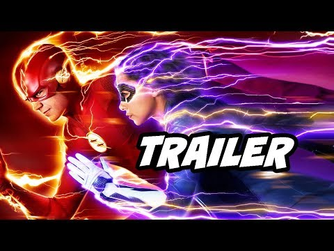 The Flash Season 5 Trailer 2 - Episode 1 and 100th Episode Breakdown