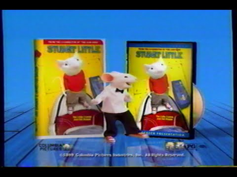 Stuart Little (1999) Promo 2 (VHS Capture)