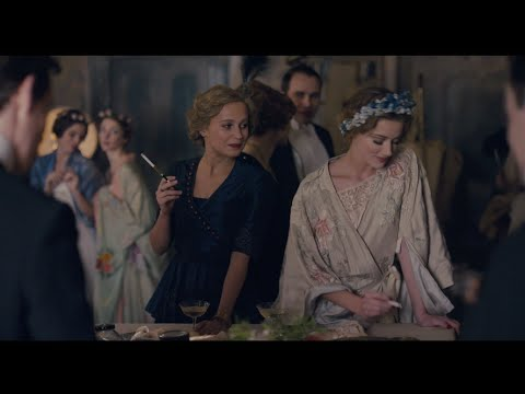 The Danish Girl (Clip 'Costume Party')