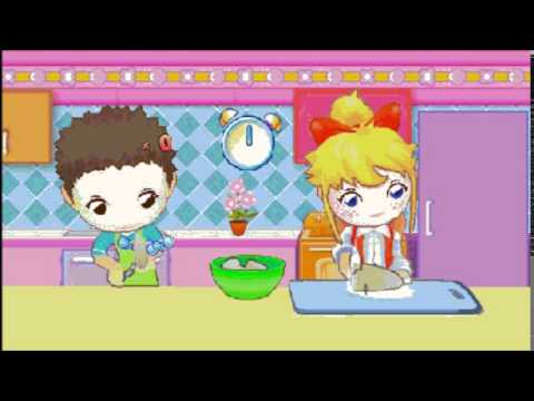 "A Better Look: ""Mama's Kitchen"" (NEW Cooking Mama M.U.G.E.N. Stage)"