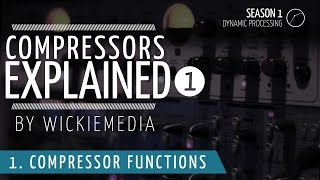 Video Audio Compressors explained #1 - functions MP3, 3GP, MP4, WEBM, AVI, FLV September 2018