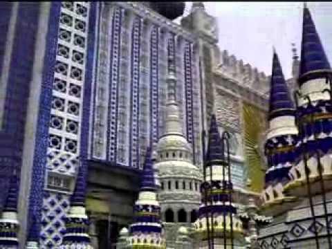 pilar pilar masjid ghoib