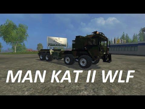 MAN KAT II WLF v2