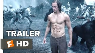 Nonton The Legend Of Tarzan Official Trailer  1  2016    Alexander Skarsg  Rd  Margot Robbie Movie Hd Film Subtitle Indonesia Streaming Movie Download