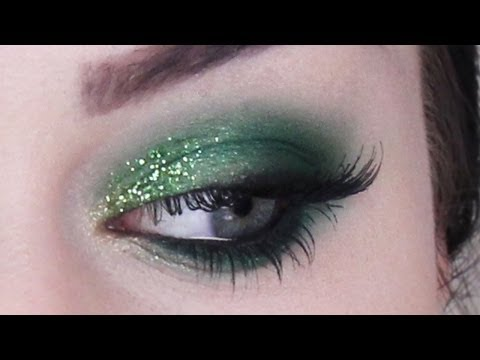 make up - st patrick's day tutorial