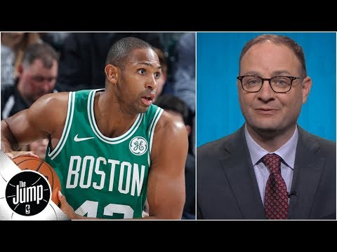 Video: 76ers improve by adding Al Horford, trading Jimmy Butler – Woj | The Jump