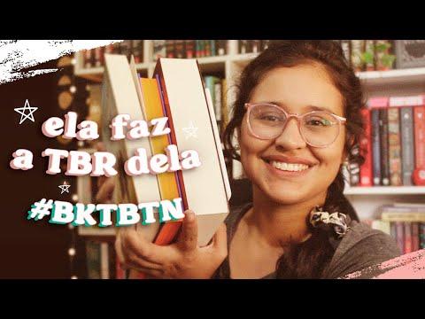 TBR   O QUE PRETENDO LER NA BOOKTUBATONA 2.0 #MLI2020