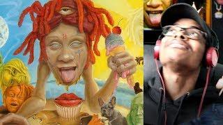 I cried... | Trippie Redd - Lifes A Trip ALBUM (Review/Reaction)