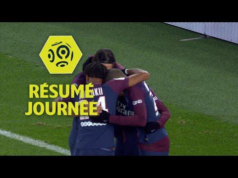 Résumé de la 15ème journée - Ligue 1 Conforama / 2017-18