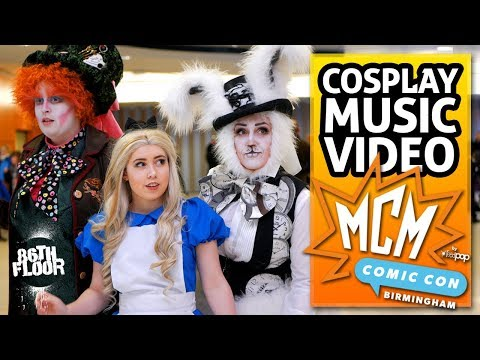 MCM Birmingham Comic Con March 2018 - Cosplay Music Video