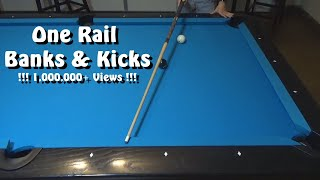 Video Pool Lessons: 1 Rail Banks & Kicks MP3, 3GP, MP4, WEBM, AVI, FLV Agustus 2019