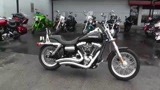 8. 304803 - 2014 Harley Davidson Dyna Super Glide Custom FXDC - Used Motorcycle For Sale