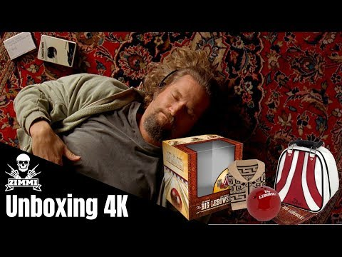 The Big Lebowski 20th Anniversary Edition Von Zavvi Unboxing In 4K