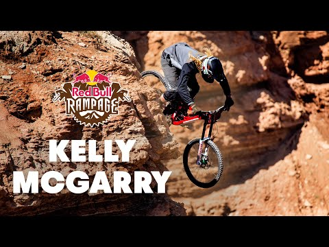 Red - CLICK for more Rampage 2014 videos: http://win.gs/1pdRlUG Check out the GoPro footage of Kelly McGarry's finals run at Red Bull Rampage 2014, shot on the new GoPro Hero 4. _ Experience the...