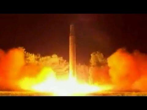 Επικοινωνία Τραμπ-Άμπε για τη Βόρεια Κορέα