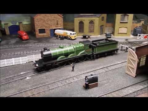 Trip to Gainsbrough Model Railway 21-04-2019