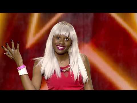 GAG - La Prestation de The Bells dans l'Afrique a Un Incroyable Talent saison 2