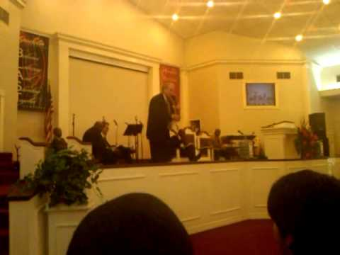 Dr. Lester Roch – Apostolic Tabernacle – Houston 3/4