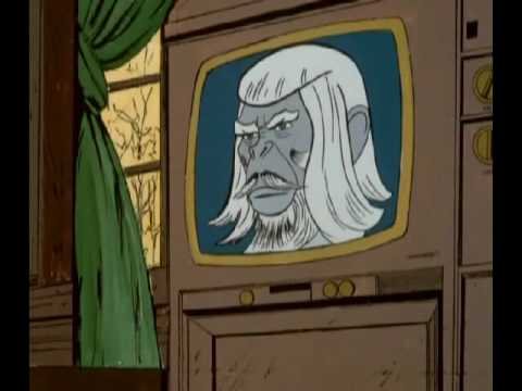 Return to the Planet of the Apes (Cartoon) 3