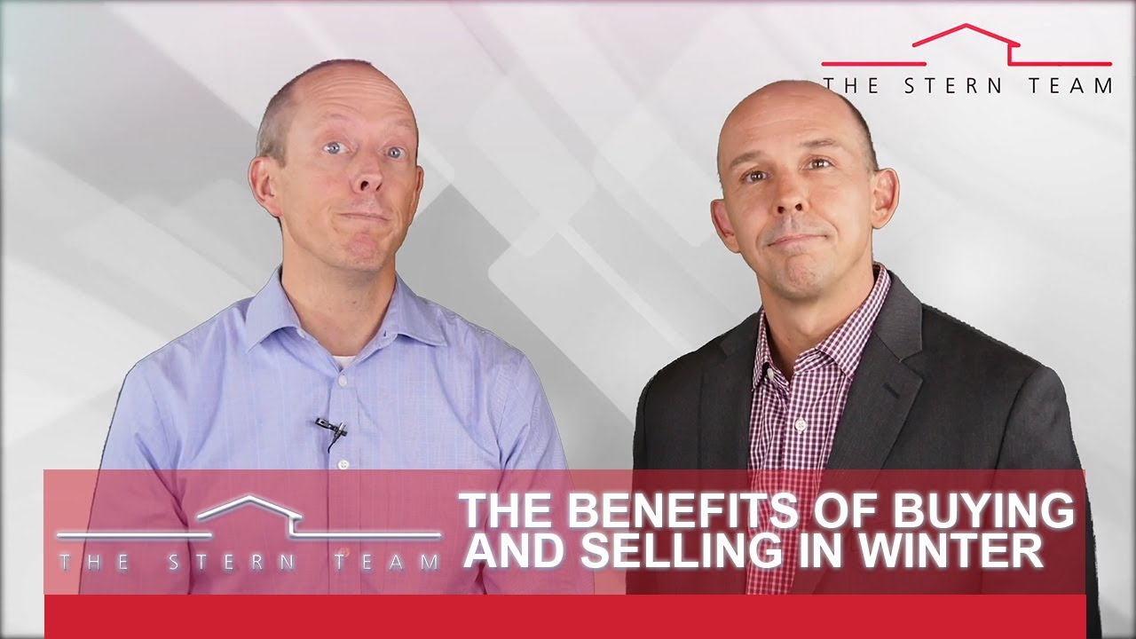 The Benefits of Buying and Selling in Winter