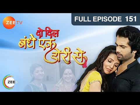Do Dil Bandhe Ek Dori Se - Episode 151 - March 08  2014 - Full Episode 08 March 2014 11 PM