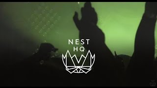 Skrillex Brooklyn Takeover 2014 (Nest HQ Official Recap) - YouTube