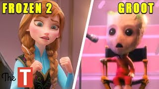 Everything We Learn In Wreck It Ralph 2: From Frozen 2 To Avengers 4