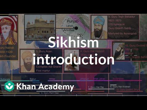 Sikhism introduction | World History | Khan Academy
