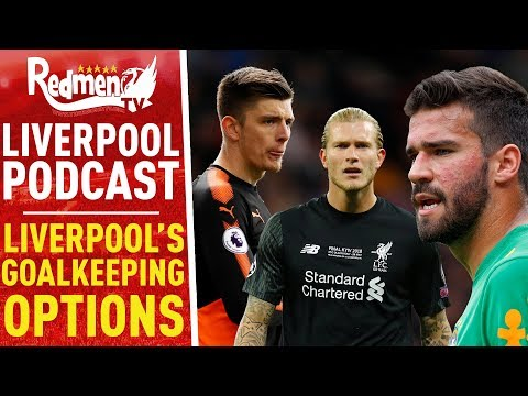 LIVERPOOL'S GOALKEEPING TRANSFER OPTIONS | LIVERPOOL FC PODCAST