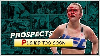 Video MMA Prospects Pushed Too Soon MP3, 3GP, MP4, WEBM, AVI, FLV Oktober 2018