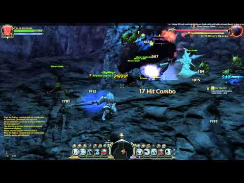 Dragon Nest SEA - Chaos Opening Kamala  (Solo)_ Gamplay 1