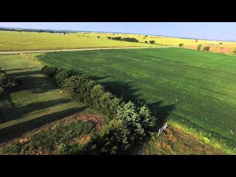 CUSTOM BUILT RANCH HOME ON 80 ACRES BUTLER CO KANSAS