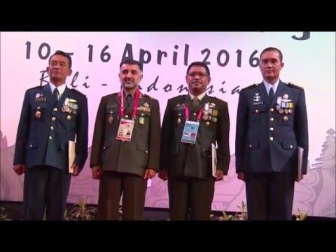 CISM (Conseil International du Sport Militaire) Asia Meeting ke-4 tahun 2016
